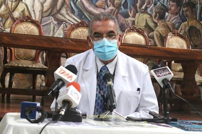 Epidemiología regional mantiene un arduo trabajo en el estado para la atención de la pandemia