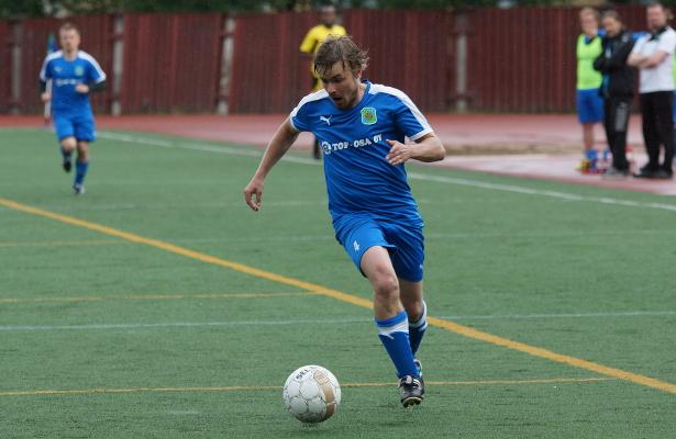 Tommi Lehtimäki teki neljä maalia