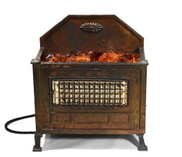 Hecla Heater 'Fire', c1926