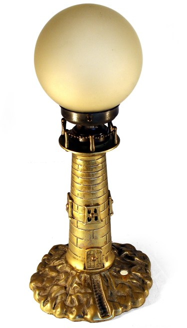 Lighthouse Table Lamp, c1940