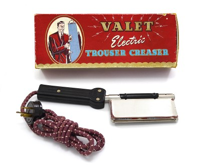 Reliance Trouser Creaser 'Valet', c1948