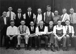 Tamworth Power Station Workers, 1938