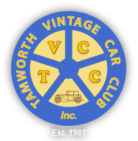 Tamworth Vintage Car Club