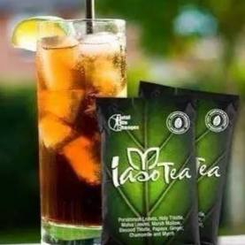 Iaso Tea 5 in 5 challenge