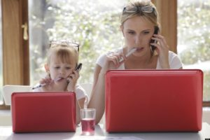 Productivity Tips for Work At Home Moms
