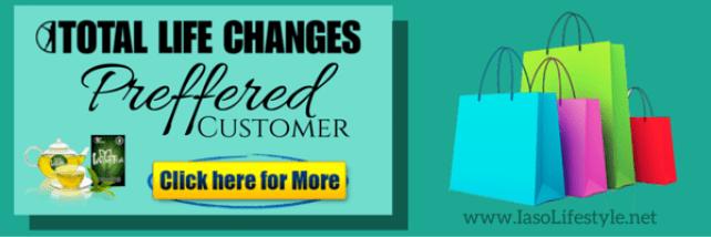 Total Life Changes Preferred Customer | Tamyka Washington