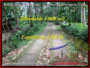 TANAH MURAH di UBUD BALI 10 Are View Kebun