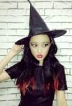 ハロウィンで魔女の衣装!仮装やメイクの方法などを紹介!
