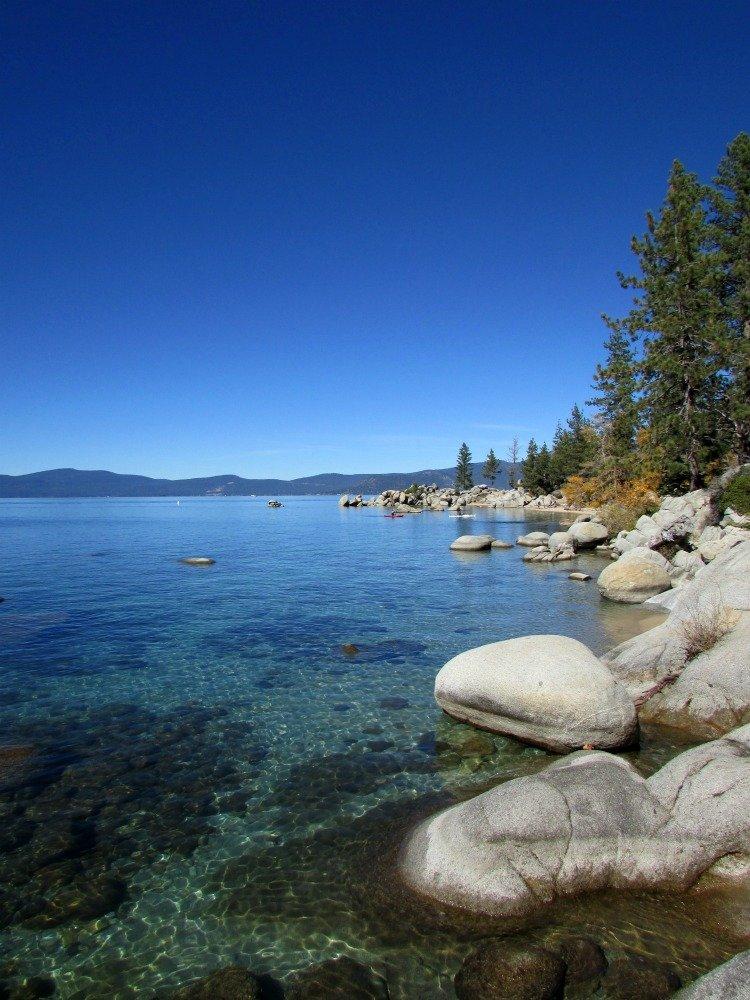 Discovering Lake Tahoe: Nevada Side - Tanama Tales