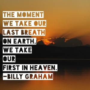 The Last Breath On This Earth
