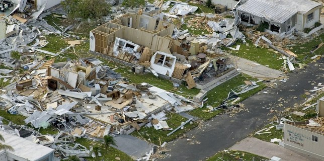 So many natural disasters: is the Lord coming for us soon