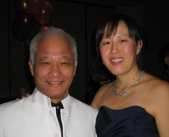 Celebrating Shifu's 60th birthday in style in Las Vegas!