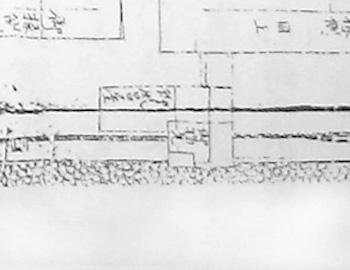 江戸後期の御風呂屋図