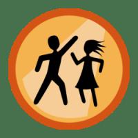 Odborka tanečníka