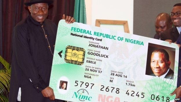 Nigeria launches national electronic ID cards powered by MasterCard