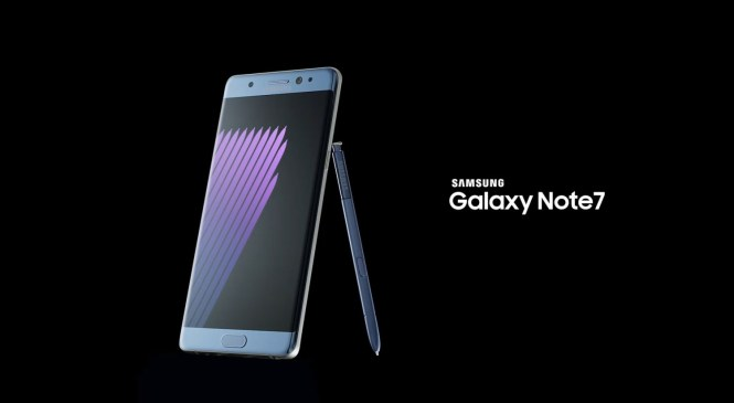 Samsung to Launch a Software that will Kill existing Galaxy Note7 Devices