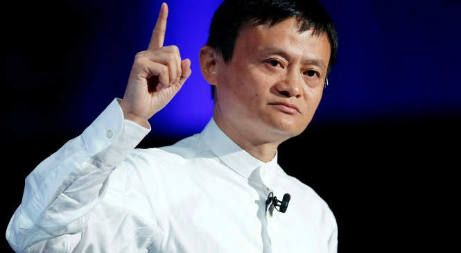 Chinese e-commerce mogul Jack Ma : Africa's challenging situation should be a source of innovation