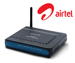 Airtel launches new broadband Internet service