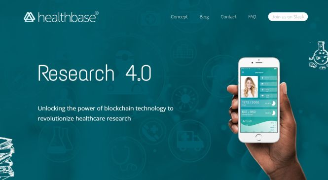 Healthbase launches to advance medical research through blockchain & tokenize patient records