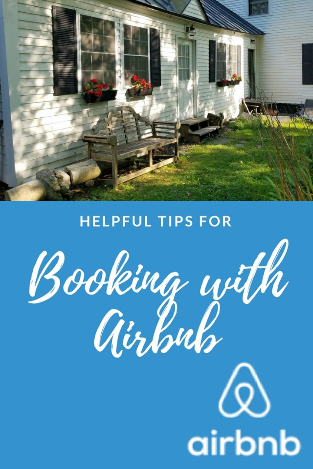 Helpful tips for staying with Airbnb