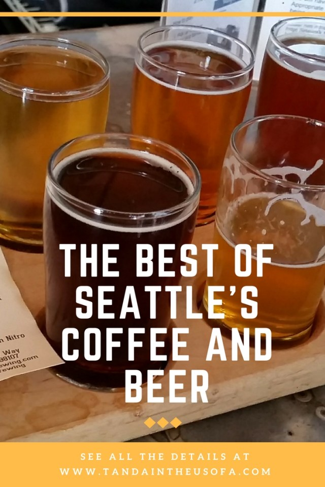 One thing Seattle does right is their coffee and beer