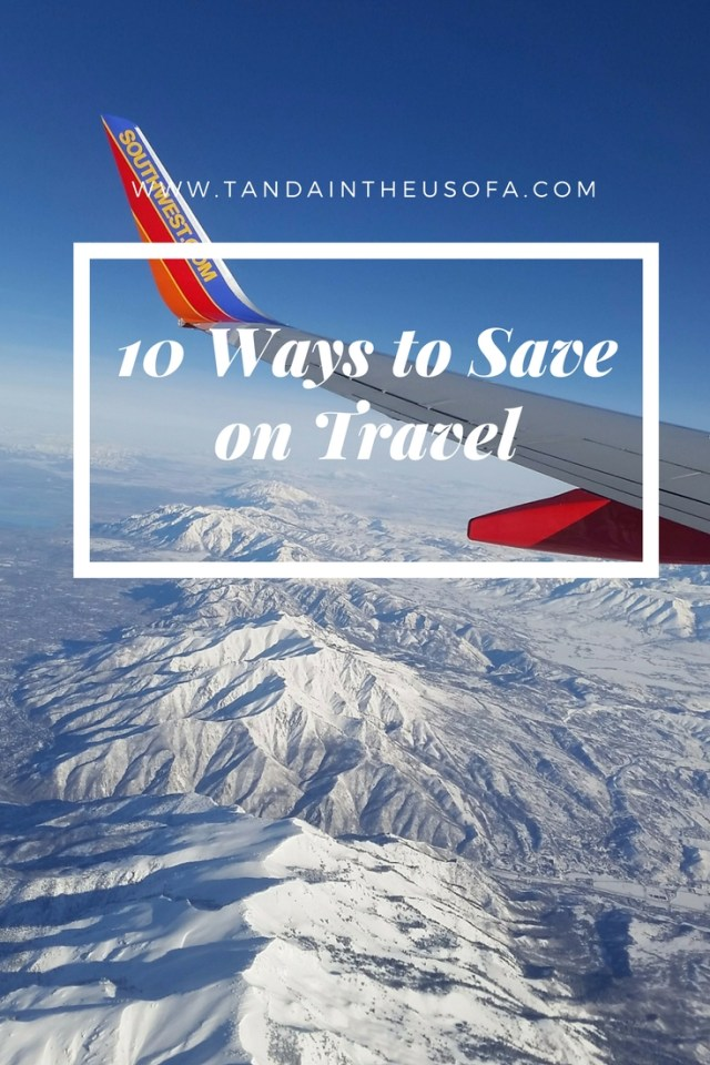 10 ways to save money on travel and even get money back!