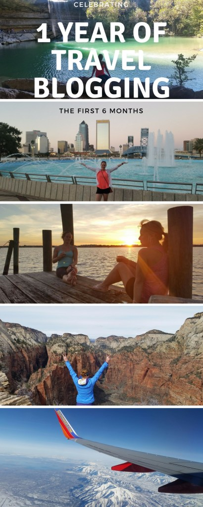 Celebrating 1 year of traveling! This is a photographic recap of the first 6 months on the road!