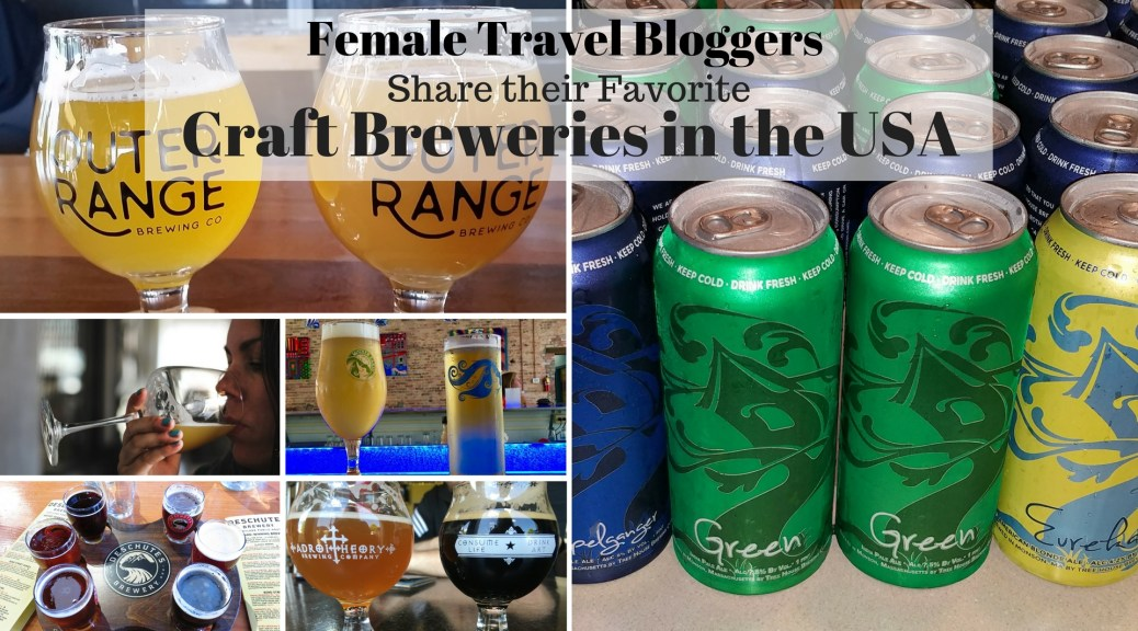 favorite craft breweries around the USA