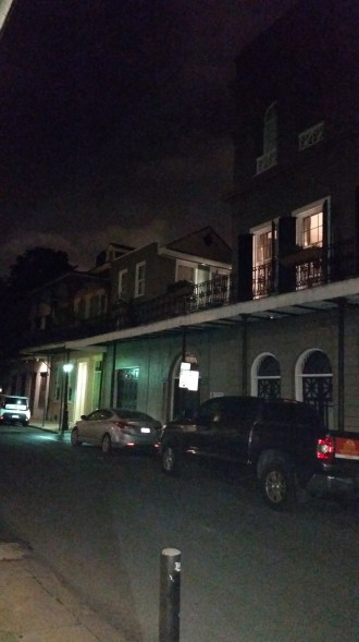 The home of Madame Delphine LaLaurie