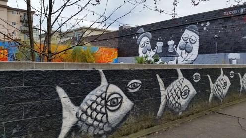 Street art in Greenwood