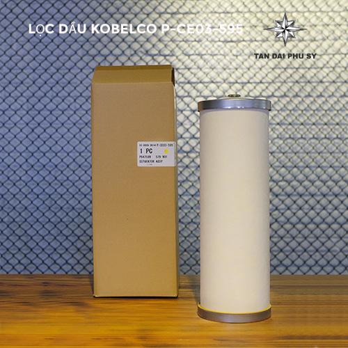 Lọc dầu máy nén khí Kobelco P-CE03-595
