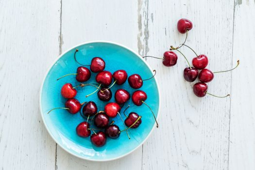 64388875 - fresh cherries