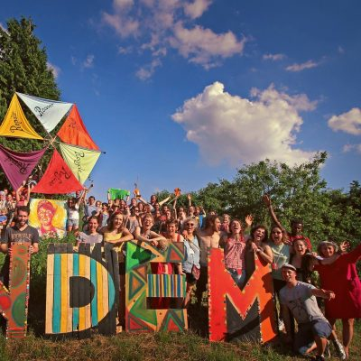 Gathering at Tandem Festival