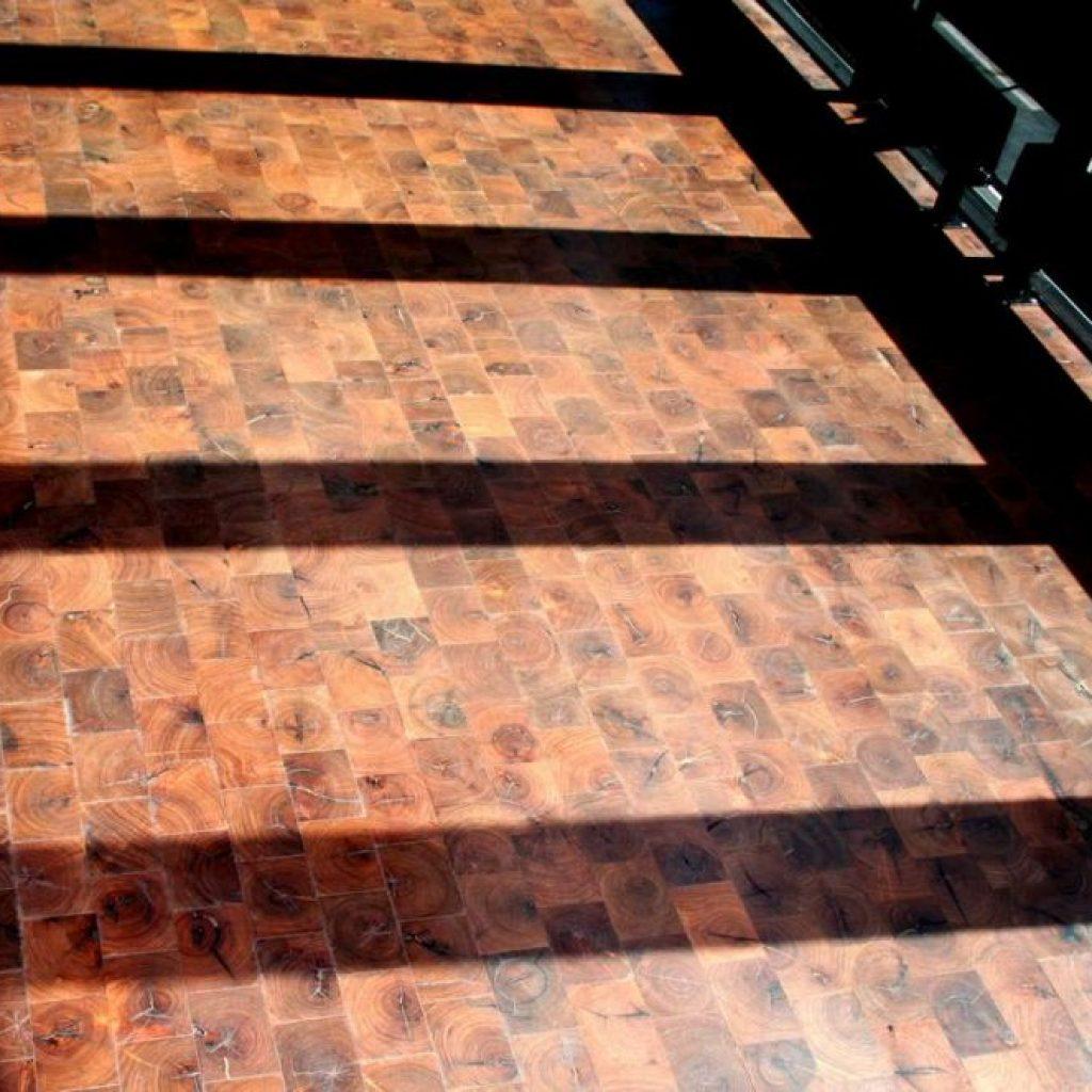 Cost Effective Wood Block or Parquet Flooring  T  G Flooring