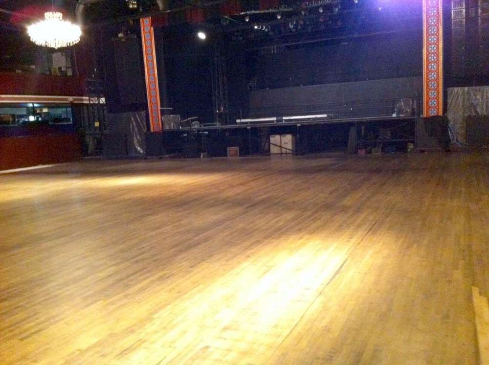 Best Floor For Auditoriums T Amp G Flooring