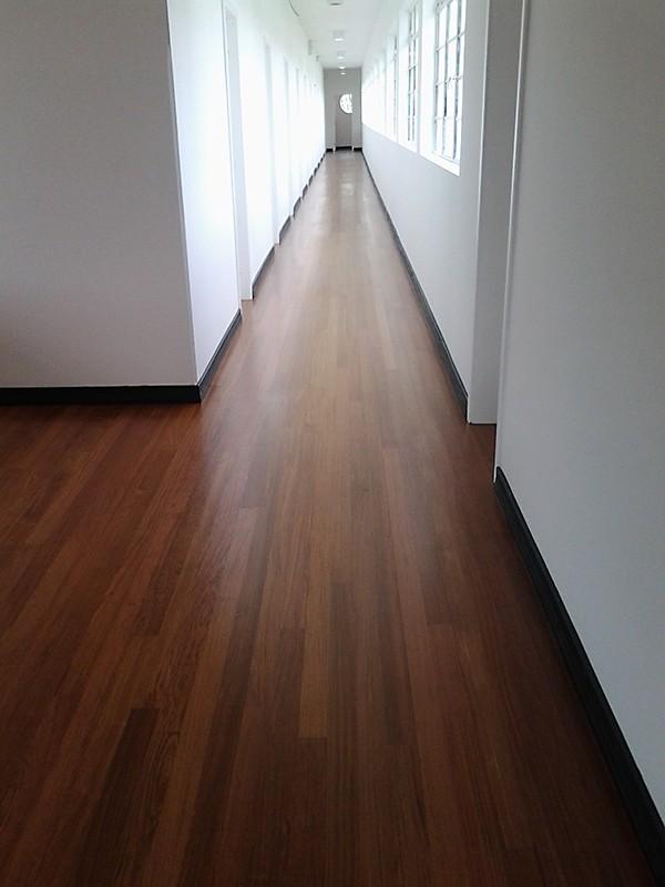 WaterBased vs OilBased Polyurethane Hardwood Floor Finish Pt1  T  G Flooring
