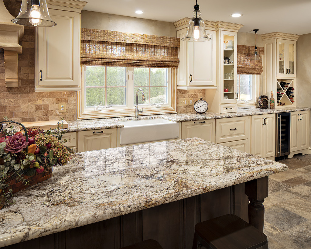 A Guide to Kitchen Counter Materials  TK Contractors