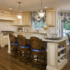 Pictures Of Country French Kitchens Kraus Kitchen Faucets T Andk Contractors