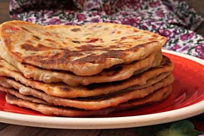 Kashmiri Sweet Naan