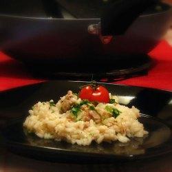 rižoto s tunom