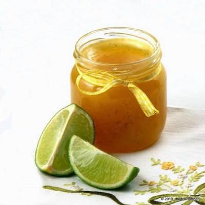 Lime curd – namaz od limete