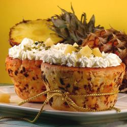 Košarice od ananasa