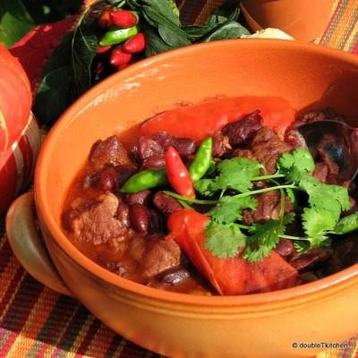 Chilli con carne – klasik meksičke kuhinje