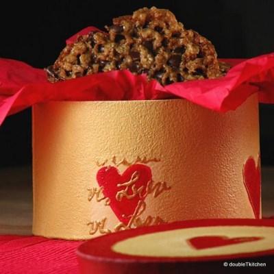 Jednostavna decoupage poklon kutijica