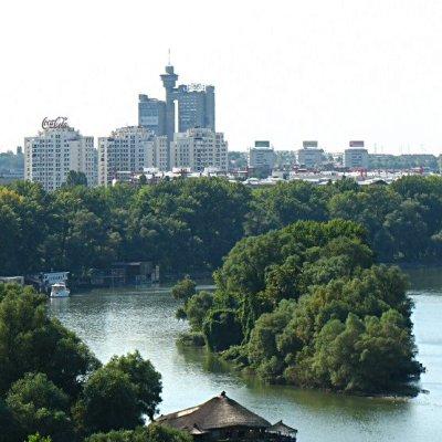 Beograd, 20 godina poslije