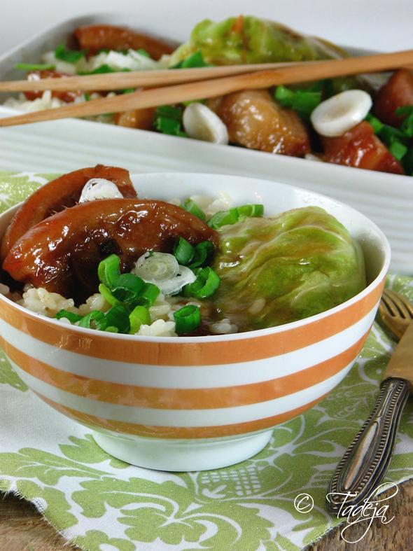 svinjska potrbušina - carsko meso na kineski način