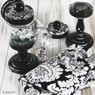 DIY Apothecary jars