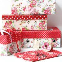 Kutije za vrpce - napravite sami