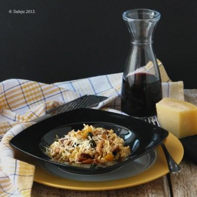 Pepino rižoto