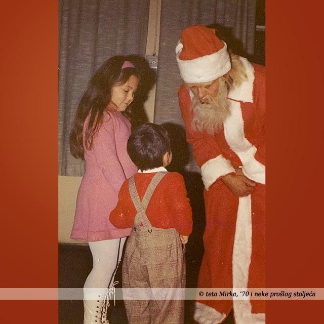 Što ćete reći Djedu Mrazu kad vas upita jeste li protekle godine bili dobri?